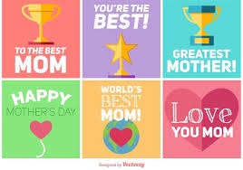 Latest Mother S Day Cards Happy Mother U0027s Day Cards Design Download Free Vector Art Stock