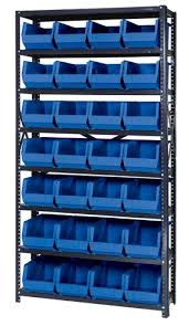 Storage Bins For Shelves by Qsbu 240 Giant Open Hopper Storage Units Quantum Storage