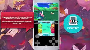 3ds emulator android apk pokémon sun apk android drastic 3ds emulator on vimeo