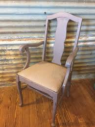 chair done in dawn u0027s early light by american paint company the