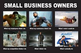 Do Memes - what x thinks i do avengers edition small business owners
