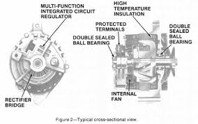 wiring diagram delco remy cs130 alternator wiring diagram old