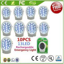 emergency lights when power goes out led emergency home light ebay