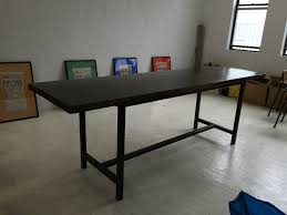 Quartz Conference Table Custom Furniture U2014 Nycityslab Custom Furniture And Live Edge Slabs