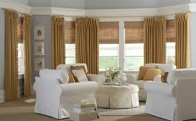 inspirations natural woven shades with horizons natural woven
