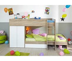 Twin Bunk Beds With Mattress Included Kids Bunk Beds