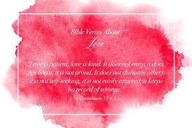 38 bible verses marriage love