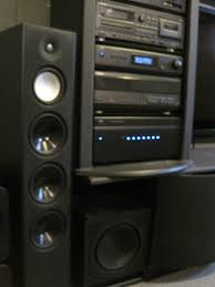 home theater rack system theatre equipment setup paradigm nad velodyne avs forum