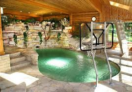 Backyard Pool Ideas Pictures 25 Ideas For Decorating Backyard Pools The Home Design