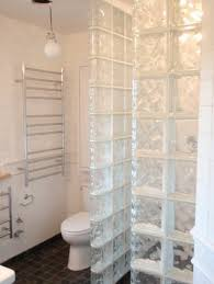 glass block bathroom ideas glass block designs for bathrooms lesmurs info