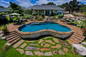 Pool Ideas For Backyards Trendy Design Ideas Cool Backyard Pools Pool Summer Time Dma Homes