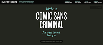 Comic Sans Meme - why do so many people hate comic sans snapily blog