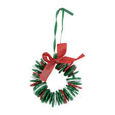 2017 button garland diy tree ornaments model