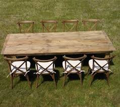 table and chair rentals chicago driftwood farm chair dining egpres