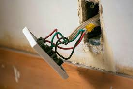 how to read the numbers on electrical wiring to run within walls