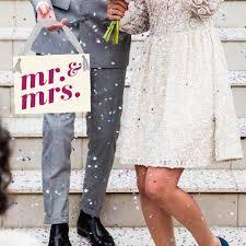 Mr And Mrs Wedding Signs Mr U0026 Mrs Wedding Sign For Bride U0026 Groom Newlyweds Banner Ritzy