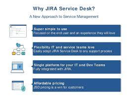 Service Desk Management Process Jira Service Desk Chatops Webinar Deck
