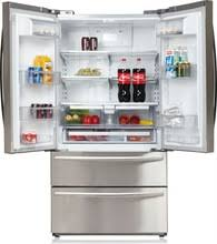French Door Refrigerator Without Water Dispenser - 4 door french door refrigerator no water dispenser products