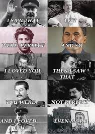 Stalin Memes - josef stalin was a good christian who did nothing wrong home