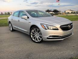 buick supercar auto review 2017 buick lacrosse is a good car at a bad time