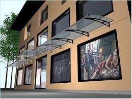 pensilina tettoia in policarbonato plexiglass tettoie in alluminio offerte e risparmia su ondausu