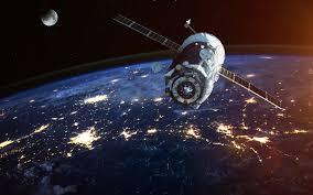 Space Junk Map An Alien Satellite Is In Retrograde Orbit Around Earth Gaia