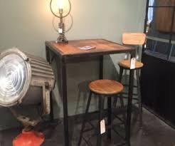 bar height table industrial how to make the most of a bar height table