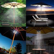 Solar Patio Umbrella Lights by Online Shop 36 Leds Patio Umbrella Light 2w 6v Solar Panel And Usb