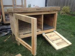 rabbit hutches made from pallets rabbit pallets and bunny