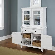 White Sideboard With Glass Doors by Sideboards Stunning Modern Kitchen Hutch Modern Kitchen Hutch