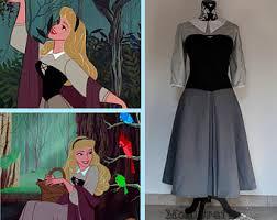 aurora dress sleeping beauty disney briar rose costume