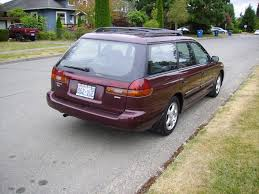 maroon subaru 1999 subaru legacy 30th anniversary edition awd auto sales