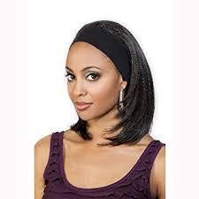 Headband Wigs | amazon com bobbi boss synthetic full wig w headband m905s badu