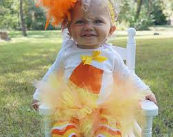 Halloween Costumes Etsy Candy Corn Costume Etsy