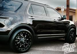 2004 ford explorer rims 20 9 fuel road krank wheels with 255 50 20 toyo proxes st ii