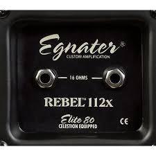 egnater rebel 112x cabinet egnater rebel 112x motor city guitar