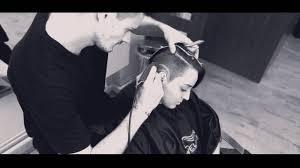 women u0027s short haircut 2016 undercut tribal step by step youtube