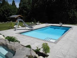 pictures of inground swimming pools round designs