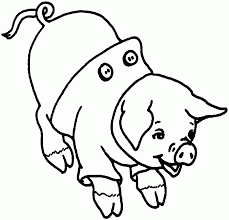 peppa pig coloring pages page picture of a to color cartoons u2013 pdf