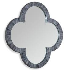 Wall Mirrors Target by Interior Room Decor Ideas By Quatrefoil Mirror Target Quatrefoil