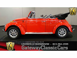 1969 volkswagen beetle for sale on classiccars com 12 available