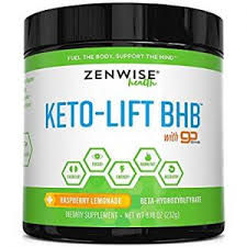 zenwise keto lift bhb reviews 2018 update how effective is it