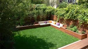 Raised Garden Bed With Bench Seating St Marks Outdoor Seating Contemporary Landscape New York