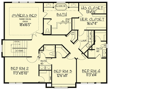 5 bedroom floor plans 5 bedroom sport court house plan 73369hs architectural designs
