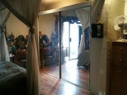 Replace Sliding Closet Doors With Curtains Curtains For Bifold Doors Closet Needs So Those Sliding Door