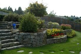 Slope Landscaping Ideas For Backyards Backyard Slope Landscaping Ideas Inspiring Wonderful Landscaping