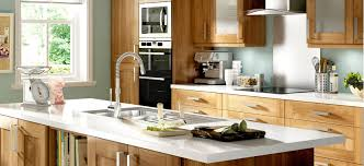 b and q kitchen design service