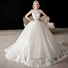 Wedding Dresses Ball Gown Aliexpress Com Buy African Vintage Wedding Dress Russian Style