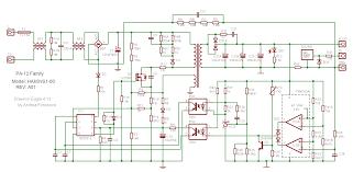 laptop adapter circuit diagram bablu notes pinterest