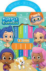 nickelodeon bubble guppies 12 board book library